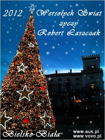 Wesołych Świąt informatyk bielsko AUS